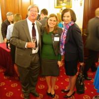 Mark Chandler, WineAmerica – Katie Jackson and Carolyn Wasem, Jackson Family Wines
