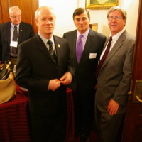 Jerry McNerney (D-CA) – Peter Cressy, DISCUS – Mark Chandler, WineAmerica