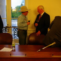 Eldon Nygaard, Valiant Vineyards – Steve Thompson (D-CA) Co-Chair of the Congressional Wine Caucus