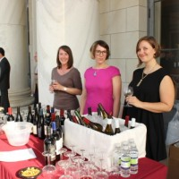 Jenny Devine, California Association of Winegrape Growers, Elizabeth Sell, Linsay Deming