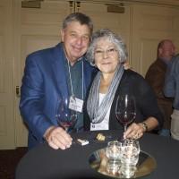 Ron and Mary Bitner of Bitner Vineyards