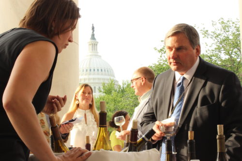 Wine America Spring Policy Conference 2019 Tasting