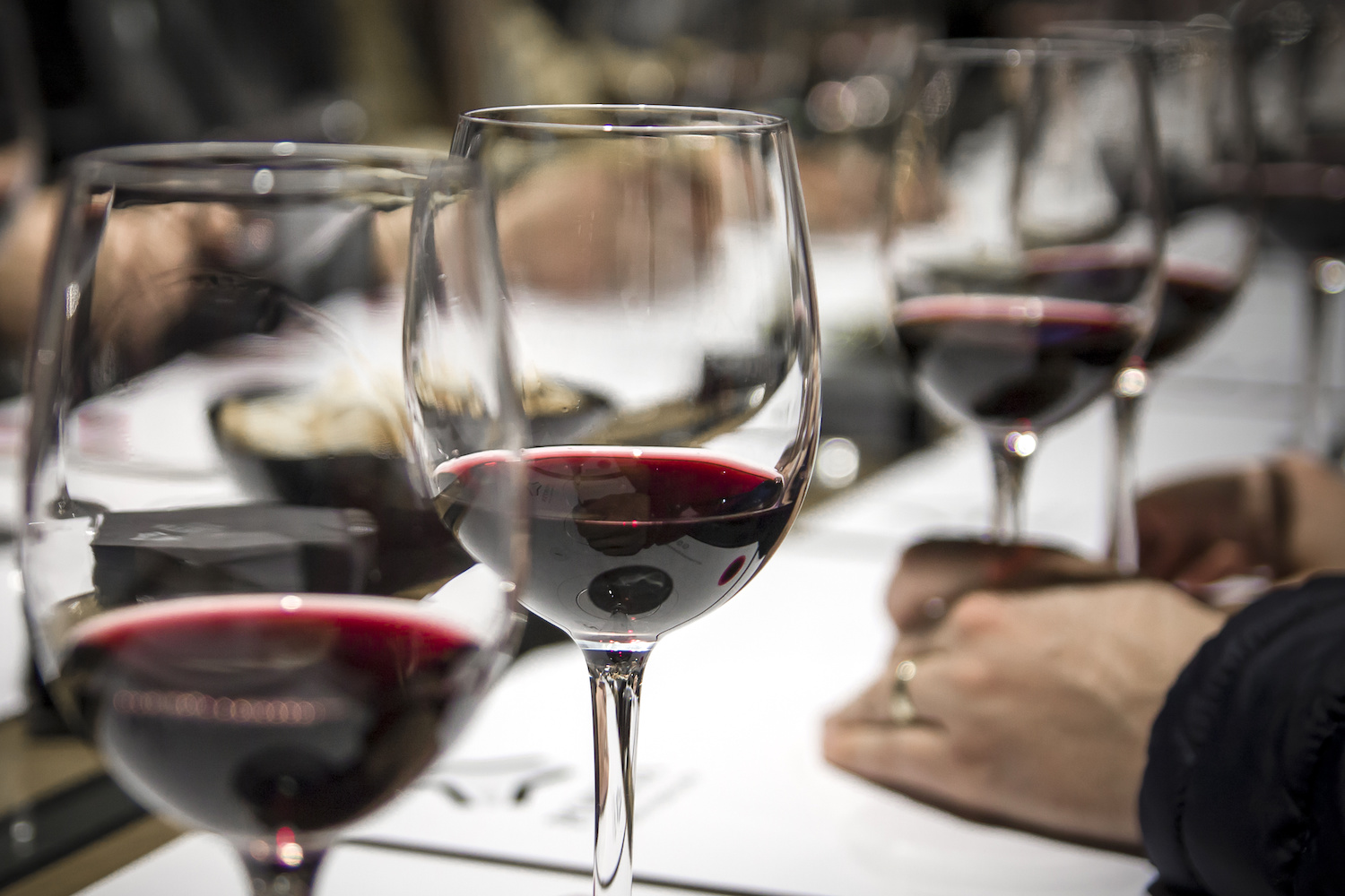 Wine Competitions in the Covid Era